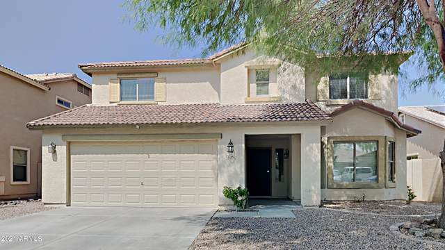 45742 W Long Way, Maricopa, AZ 85139 (MLS #6295471) :: Elite Home Advisors