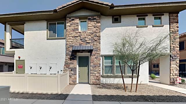 2721 S Decatur Drive #101, Gilbert, AZ 85295 (MLS #6295474) :: Arizona Home Group
