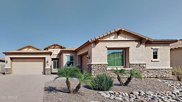 10906 E Thorton Avenue, Mesa, AZ 85212 (MLS #6295478) :: Arizona Home Group