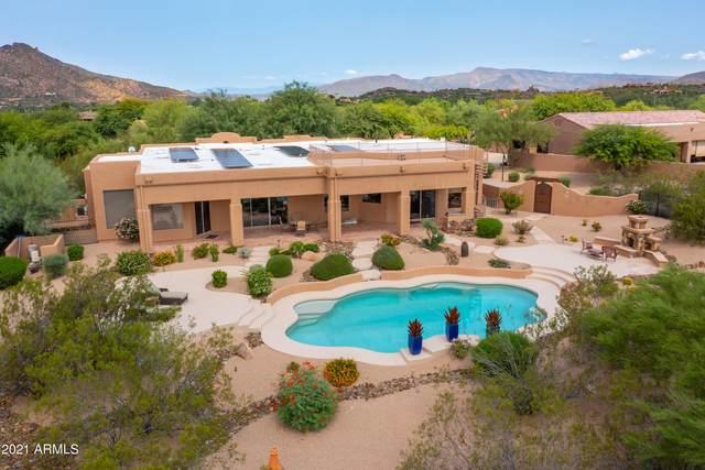 8143 E Arroyo Seco Road, Scottsdale, AZ 85266 (MLS #6295489) :: My Home Group