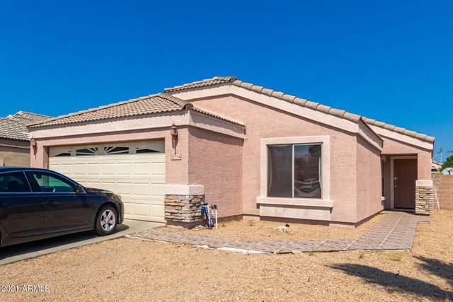 12734 W Pershing Street, El Mirage, AZ 85335 (MLS #6295493) :: The Garcia Group