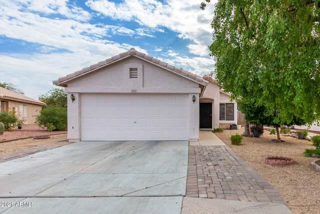 16941 N 157TH Avenue, Surprise, AZ 85374 (MLS #6295494) :: The Garcia Group