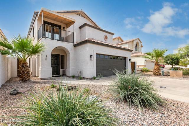 1001 E Griswold Road #20, Phoenix, AZ 85020 (MLS #6295497) :: neXGen Real Estate