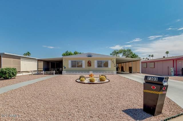 7303 E Juanita Avenue, Mesa, AZ 85209 (MLS #6295499) :: Arizona Home Group