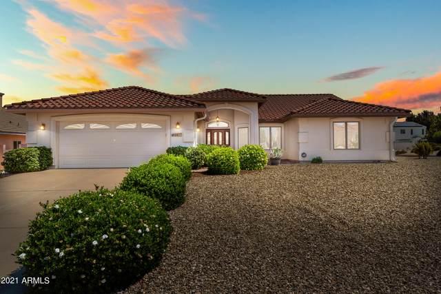 2477 Cherry Hills Drive, Sierra Vista, AZ 85650 (MLS #6295508) :: Zolin Group