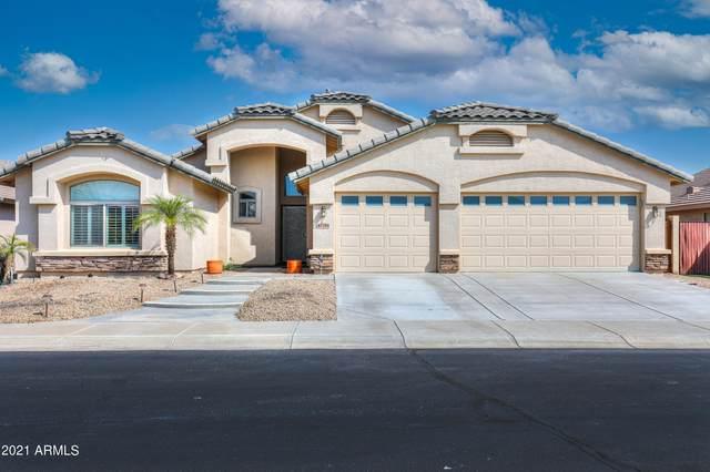 41784 W Bravo Court, Maricopa, AZ 85138 (MLS #6295518) :: Yost Realty Group at RE/MAX Casa Grande