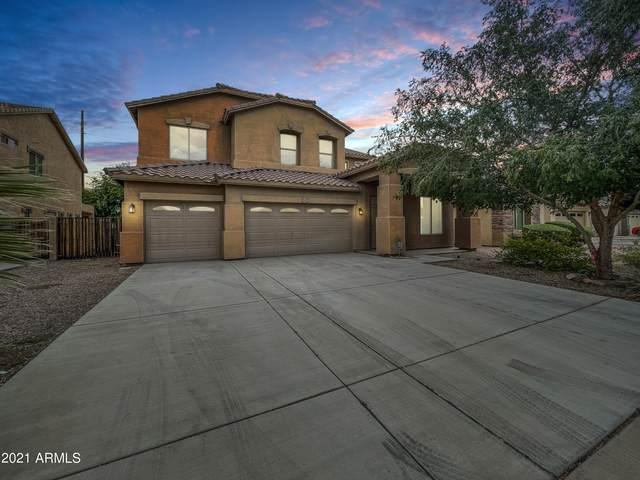 6803 N 71ST Drive, Glendale, AZ 85303 (MLS #6295520) :: Elite Home Advisors