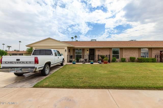 10401 W Prairie Hills Circle, Sun City, AZ 85351 (MLS #6295521) :: My Home Group