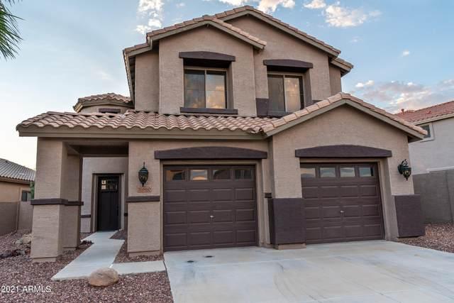 16860 S 30TH Avenue, Phoenix, AZ 85045 (MLS #6295527) :: Power Realty Group Model Home Center