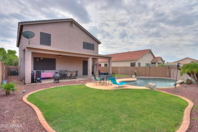 43614 W Cydnee Drive, Maricopa, AZ 85138 (MLS #6295533) :: Justin Brown   Venture Real Estate and Investment LLC