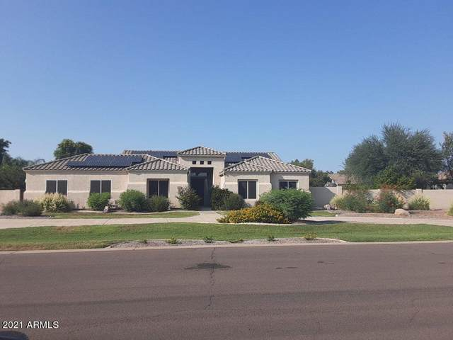 2772 E Scorpio Place, Chandler, AZ 85249 (MLS #6295568) :: Klaus Team Real Estate Solutions