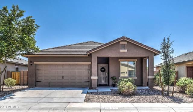 24493 W Gregory Road, Buckeye, AZ 85326 (MLS #6295569) :: The Garcia Group