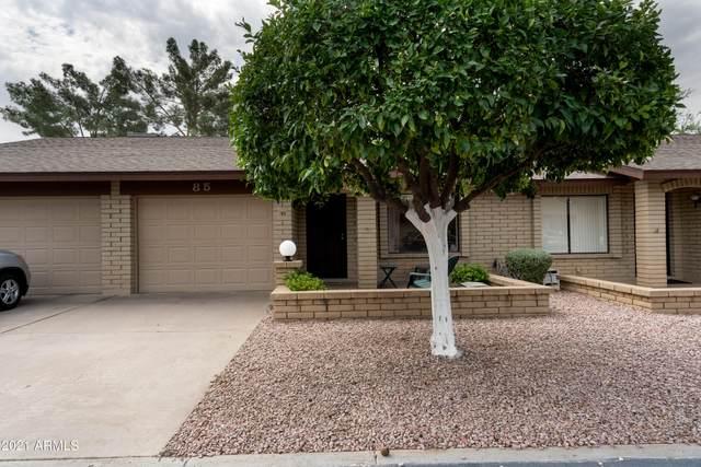 2064 S Farnsworth Drive #85, Mesa, AZ 85209 (MLS #6295574) :: Arizona Home Group