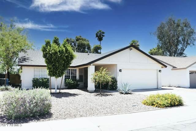 237 W Oraibi Drive, Phoenix, AZ 85027 (MLS #6295581) :: ASAP Realty