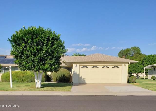 9226 N 107TH Avenue, Sun City, AZ 85351 (MLS #6295588) :: Devor Real Estate Associates