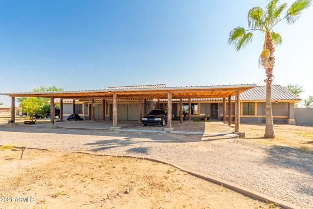 20165 W Moccasin Trail, Buckeye, AZ 85326 (MLS #6295592) :: Klaus Team Real Estate Solutions