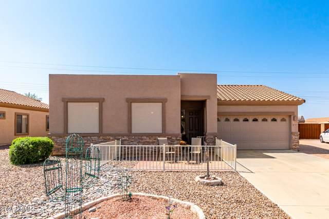 8749 E Rainier Drive, Gold Canyon, AZ 85118 (MLS #6295603) :: Klaus Team Real Estate Solutions