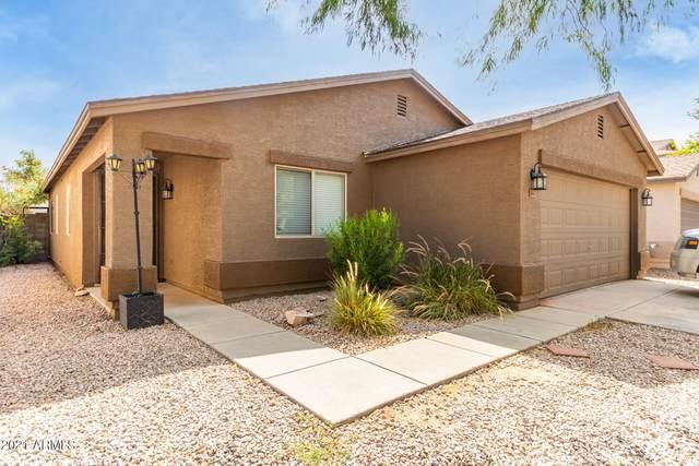 1047 E Cowboy Cove Trail, San Tan Valley, AZ 85143 (MLS #6295605) :: Power Realty Group Model Home Center