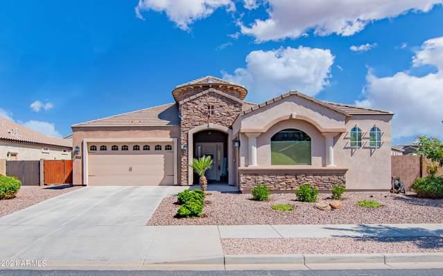 22294 E Via Del Oro, Queen Creek, AZ 85142 (MLS #6295628) :: NextView Home Professionals, Brokered by eXp Realty