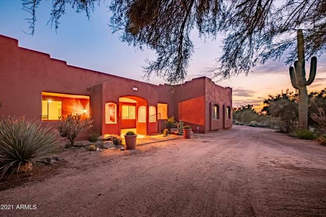 30517 N 62ND Street, Cave Creek, AZ 85331 (MLS #6295634) :: Elite Home Advisors