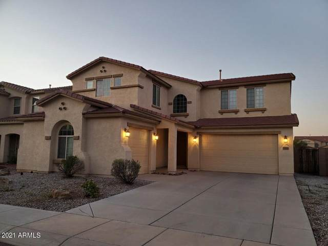 7132 W Irwin Avenue, Laveen, AZ 85339 (MLS #6295637) :: The Everest Team at eXp Realty