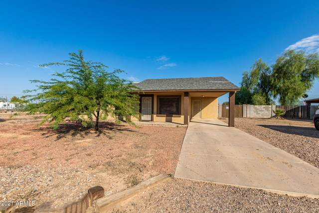 3925 N Kiami Drive, Eloy, AZ 85131 (MLS #6295648) :: Arizona Home Group