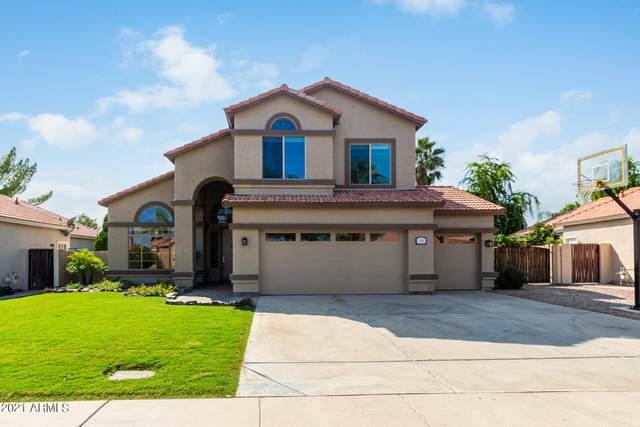 136 N Starboard Drive, Gilbert, AZ 85234 (MLS #6295652) :: My Home Group