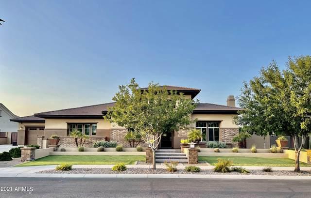 2156 E Mead Drive, Gilbert, AZ 85298 (MLS #6295658) :: Devor Real Estate Associates