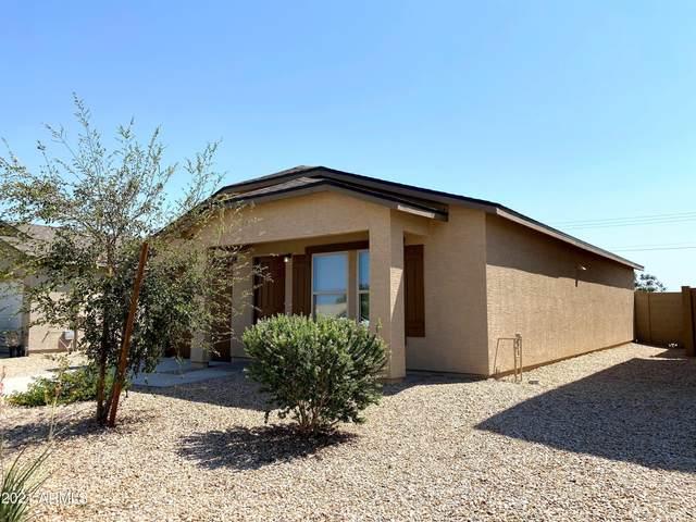 183 E Patton Avenue, Coolidge, AZ 85128 (MLS #6295659) :: Devor Real Estate Associates