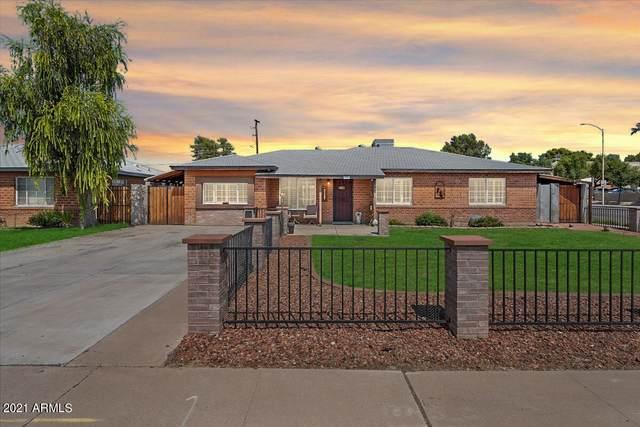 704 W Marshall Avenue, Phoenix, AZ 85013 (MLS #6295662) :: Executive Realty Advisors