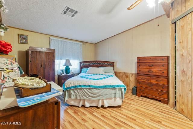 11596 W Seirra Dawn Boulevard #173, Surprise, AZ 85378 (MLS #6295676) :: Klaus Team Real Estate Solutions