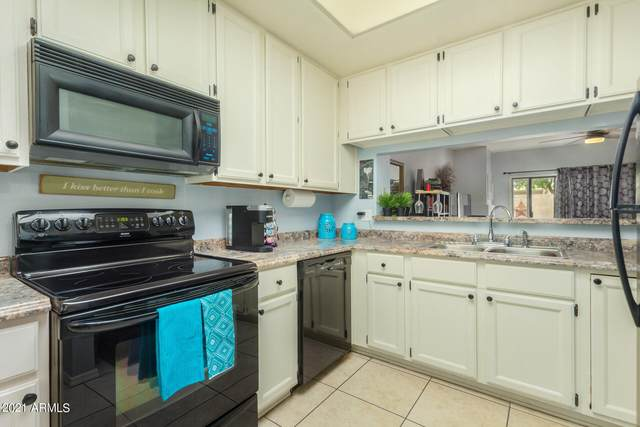 500 N Roosevelt Avenue #76, Chandler, AZ 85226 (MLS #6295686) :: My Home Group