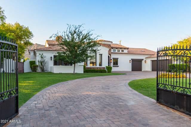 5902 E Lafayette Boulevard, Phoenix, AZ 85018 (MLS #6295689) :: Devor Real Estate Associates