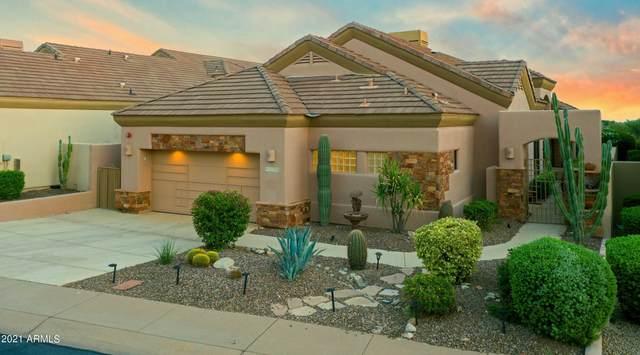 11709 E Cortez Drive, Scottsdale, AZ 85259 (MLS #6295701) :: Balboa Realty