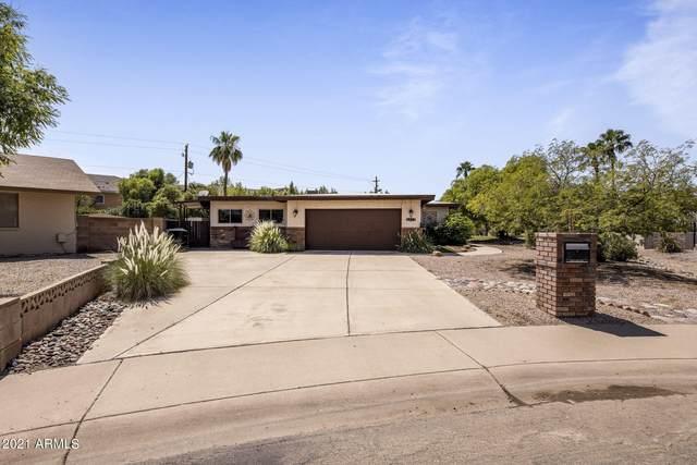 2040 N 63RD Place, Mesa, AZ 85215 (MLS #6295705) :: Klaus Team Real Estate Solutions