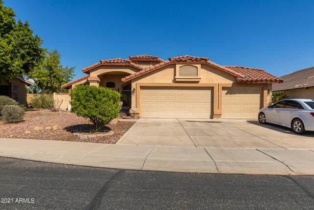 2625 N 127TH Avenue, Avondale, AZ 85392 (MLS #6295707) :: NextView Home Professionals, Brokered by eXp Realty