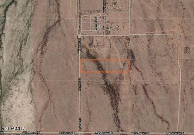 276XX S Cotton Lane, Buckeye, AZ 85326 (MLS #6295708) :: Kepple Real Estate Group