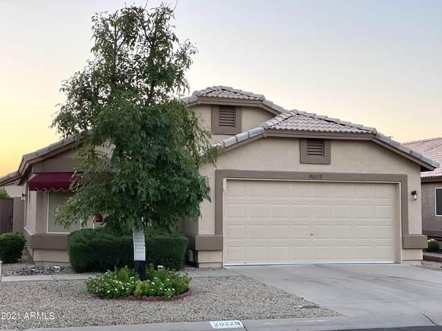 20229 N 105TH Avenue, Peoria, AZ 85382 (MLS #6295735) :: Kepple Real Estate Group