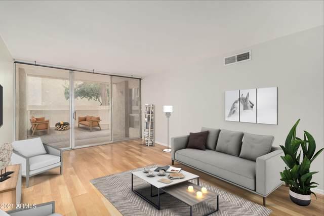 7625 E Camelback Road B131, Scottsdale, AZ 85251 (MLS #6295739) :: Klaus Team Real Estate Solutions