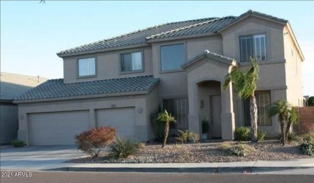 9237 W Alex Avenue, Peoria, AZ 85382 (MLS #6295747) :: Nate Martinez Team
