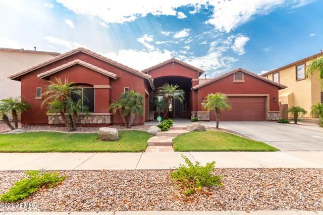 15843 W Desert Mirage Drive, Surprise, AZ 85379 (MLS #6295749) :: Yost Realty Group at RE/MAX Casa Grande