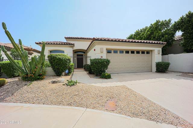 7979 E Princess Drive #7, Scottsdale, AZ 85255 (MLS #6295776) :: Elite Home Advisors