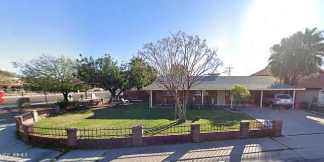 4037 N 81ST Street, Scottsdale, AZ 85251 (MLS #6295792) :: Elite Home Advisors