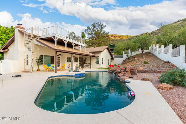 12640 N 17TH Avenue, Phoenix, AZ 85029 (MLS #6295802) :: Yost Realty Group at RE/MAX Casa Grande