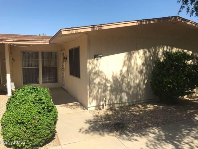 13415 W Copperstone Drive, Sun City West, AZ 85375 (MLS #6295811) :: The Dobbins Team