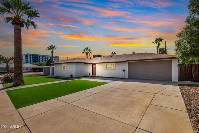 4522 N 75TH Place, Scottsdale, AZ 85251 (MLS #6295812) :: The Ellens Team