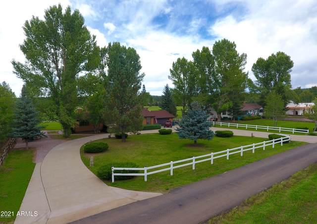 320 E Navajo Road, Munds Park, AZ 86017 (MLS #6295823) :: Arizona 1 Real Estate Team