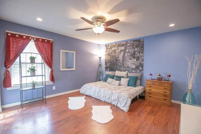 1342 W Emerald Avenue #278, Mesa, AZ 85202 (#6295847) :: Luxury Group - Realty Executives Arizona Properties