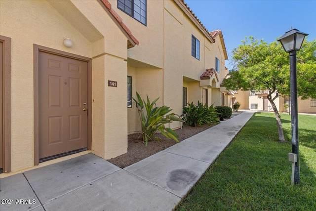 455 S Mesa Drive #141, Mesa, AZ 85210 (MLS #6295850) :: The Laughton Team
