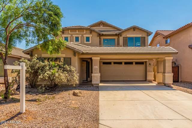 4367 E Mine Shaft Road, San Tan Valley, AZ 85143 (MLS #6295858) :: Elite Home Advisors